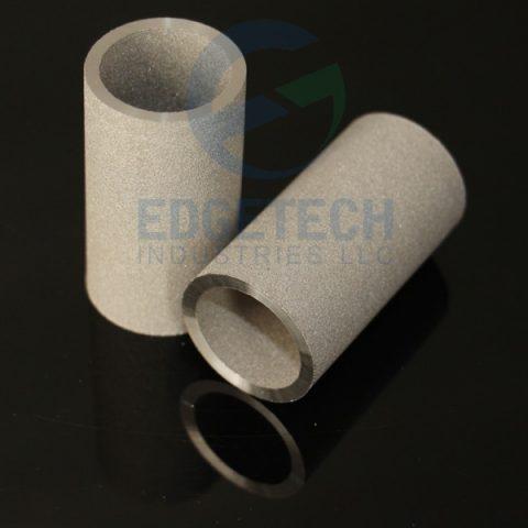 Porous Titanium Tube | Edgetech Industries (Advanced