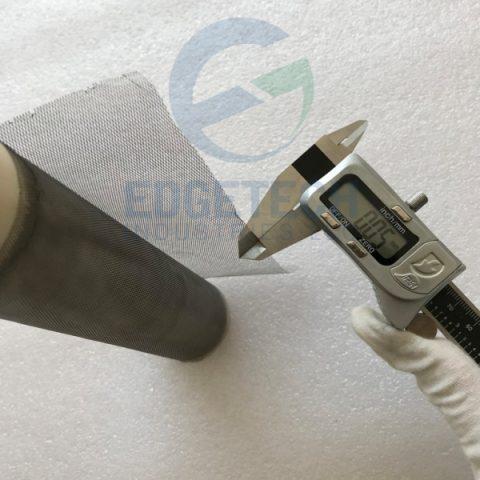 Titanium Wire Mesh Edgetech Industries Advanced