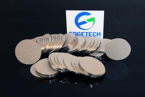 Porous Titanium Disc