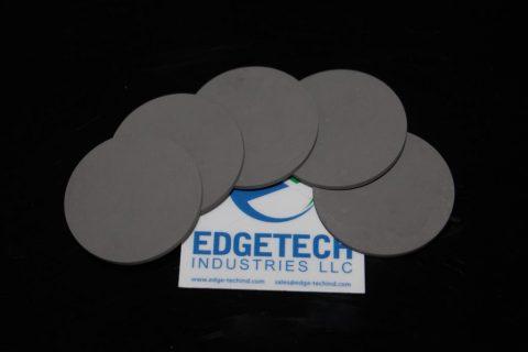 Porous Tungsten Disc
